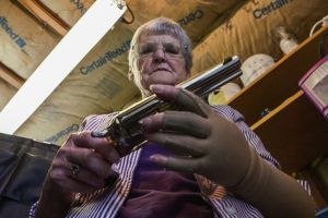 Researchers raise concerns over gun owners with dementia