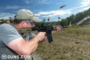 Machine gun galore at the Green Mountain Boys machine gun shoot (16 PICS)