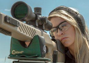 Sightmark tacks on new 8-32x60F-Class Riflescope to Latitude scope series