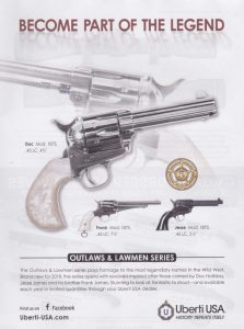 Fancy Cowboy Guns