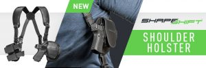 Alien Gear's New ShapeShift Shoulder Holster