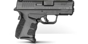 NEW From Springfield Armory: XD-S® MOD.2™ 3.3″ SINGLE STACK 9MM