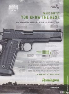 Less Realoading With Remington's New Double Stack 1911 R1 Limited