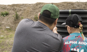 Meet the nine year old competitive shooter taking the world by storm (VIDEO)