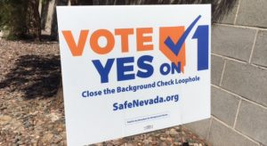 Court rejects lawsuit over stalled Nevada background check ballot measure