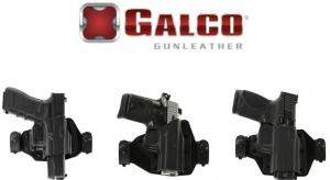 Galco Gunleather bolsters holster selection with new fits for the Quick Slide