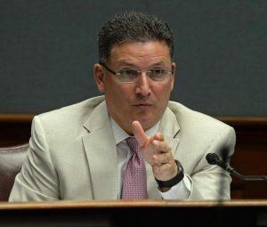 State blocks banks from $600 million deal over lenders' anti-gun stance