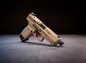 Century Arms now shipping TP9 Elite Combat pistol