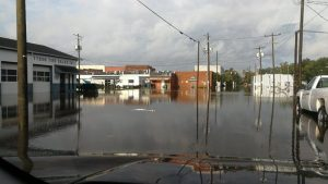 Update: ATF says one gun store was looted during Hurricane Florence