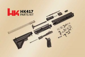 Brownells Offers HK 417 Parts Kits For First Time in U.S.