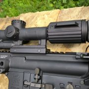First Look at the Trijicon VCOG as a SHTF Optic: a Little Light Abuse