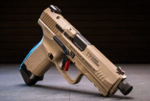 The New Canik TP9 Elite Combat From Century & Salient