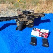 TFB Review:  CMMG Banshee Mk57 5.7×28 pistol