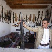 Yemeni City Introduces Gun Control
