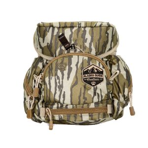 Alaska Guide Creations Bino Packs and Accessories Available in Mossy Oak Camo