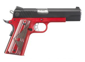 Davidson's Gallery of Guns Offering Exclusive Ruger SR1911 NRA Special Edition