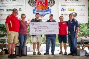 Benelli Invitational Raises $85,000 for Freedom Hunters