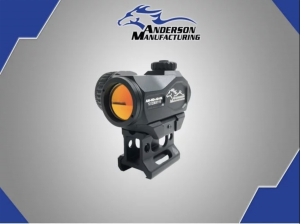 Anderson Manufacturing launches new Advanced Micro Dot sight (VIDEO)