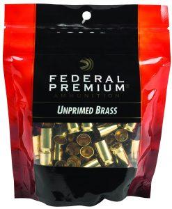 Federal Premium expands unprimed brass offerings for handloaders