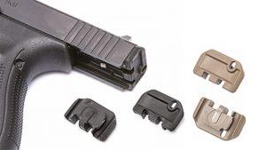 Tango Down adds tan to selection of Vickers Tactical Gen. 5 Glock Slide Racker
