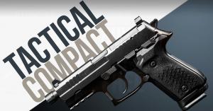 Rex Zero 1 Tactical Compact enters Rex Zero 1 pistol lineup