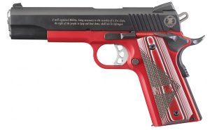Davidson's Gallery of Guns introduces NRA Special Edition Ruger SR1911