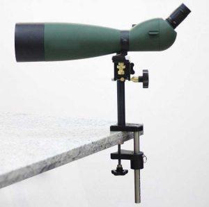 F.W. Arms Best Bench Mount – A Spotting Scope's New Best Friend