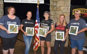 Competitors Unite for A Girl & A Gun's Fall Festival