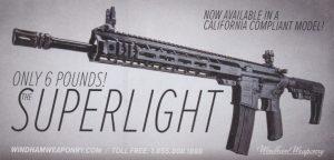 California Compliant .223 Superlight