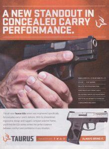 EDC Weapons: Taurus G2c