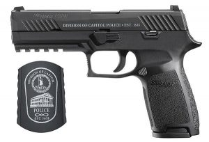 Sig Sauer P320 wins over Virginia Division of Capitol Police