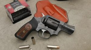 New blued steel SP101 .357 unveiled by Ruger (PHOTOS)