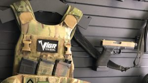 Putting guns on display with Tactical Walls, IC13 Arms (VIDEO)