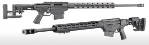 Ruger launches Ruger Precision Rifle models chambered in magnum calibers