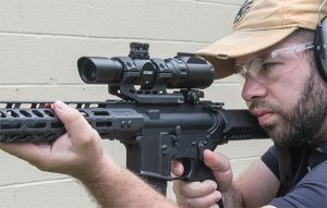 Leaper's offers new UTG 1-8×28 MRC Scope with BG4 Reticle