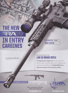 New Affordable Entry Carbine From RRA