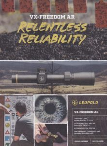 Optics: VX-Freedom AR
