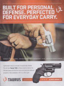 Taurus: EDC Revolver