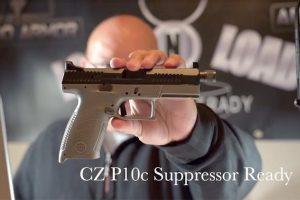 [VIDEO] Bill Frady on the CZ P-10C