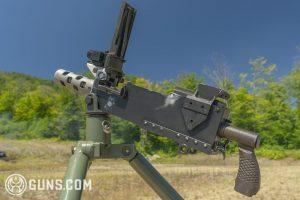 Windsor Arm's Super Shorty M1919 Browning machine gun (VIDEO + 5 PICS)