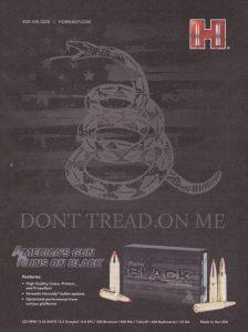 Hornady's Black Ammo Matters