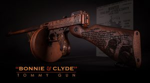 Thompson Auto-Ordnance brings Bonnie and Clyde Thompson to collectors (PHOTOS)