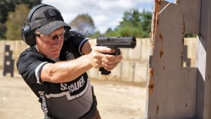 Daniel Horner takes top titles at first match repping Team Sig