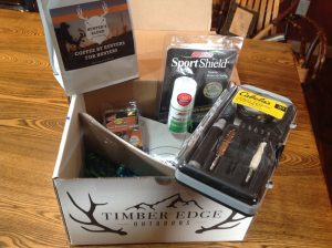 Timber Edge, the subscription box for hunters (VIDEO)