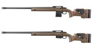 New Ruger M77 Hawkeye Long-Range Target in 6.5 Creedmoor, 6.5 PRC (PHOTOS)