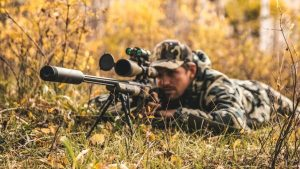 Silencing the dinner bell: Hunting with suppressors may have unexpected safety benefits
