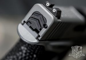 Tyrant Designs Glock 43 slide cover plate now shipping