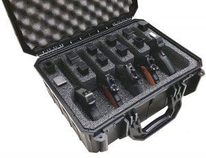 Deal Alert: Case Club Waterproof 5 Pistol Hard Case