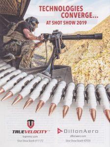 Shot Show 2019 Ad