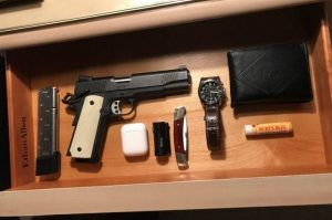Kimber Carry: Everyday Carry Pocket Dump of the Day